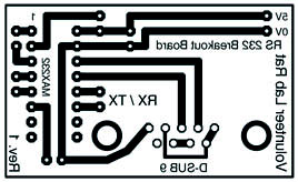 PCB in PDF and Eagle format