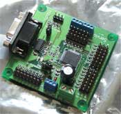 The controller board