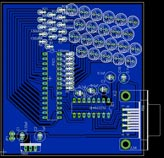 The picture frame controller board